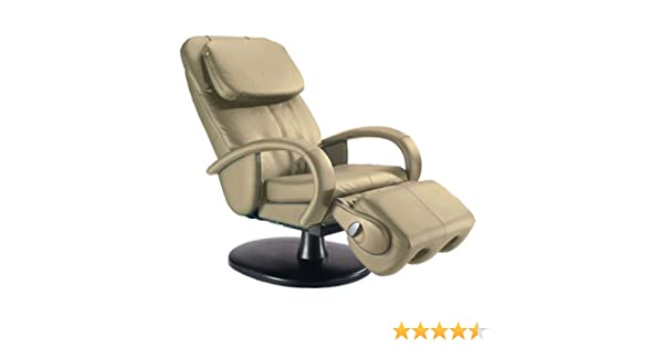 Amazoncom Human Touch Ht 125 Robotic Massage Chair Cream Leather