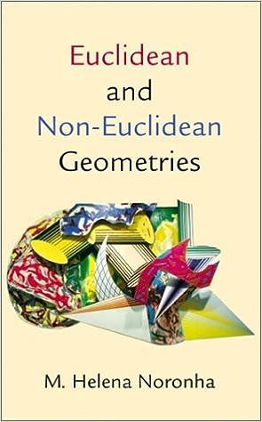 Euclidean And Non-Euclidean Geometries Download Pdf