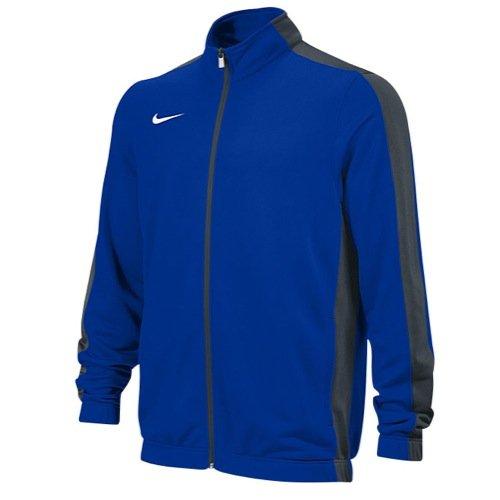Nike Stock League Warm-Up Jacket Men Blue White Grey 553404-466 Size X-Large
