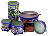 Remo Rhythm Club Percussion Package with CD