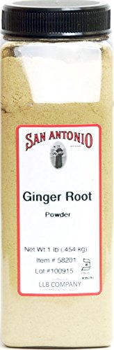 1-Pound Premium Ground Ginger Root Powder