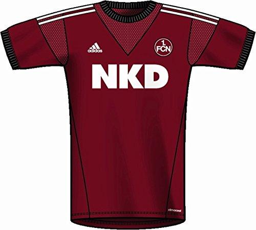 adidas Performance Kinder Heimtrikot 1. FC Nürnberg G71072 CARDIN/WHT/BLACK