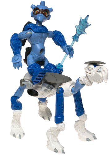 with LEGO Galidor design