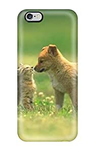 6083722K18390731 Excellent Design Cat And Dog Phone Case For Iphone 6 Plus Premium Tpu Case