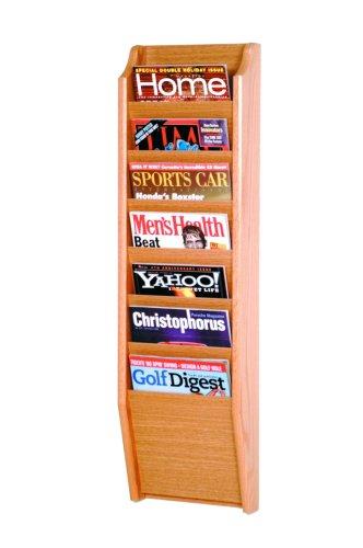 (Luggage Pros 7 Pocket Magazine Wall Rack)