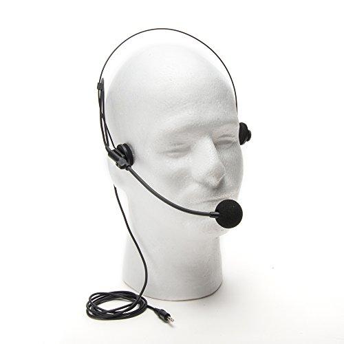 Azden Unidirectional Mic - Headset Microphone