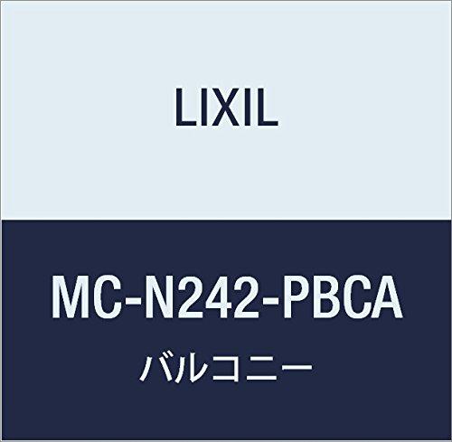 LIXIL(リクシル) TOEX ビュ-ステージS側面P横格子ルーバー2尺R MC MC-N242-PBCA B073RCTH4D