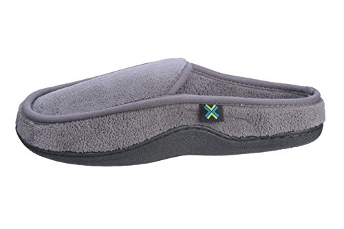Picture of Roxsoni Mens House Slippers (XX-Large, Gray)