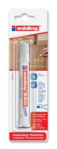 edding 4-950-1-1049 Spezialmarker 950 industry painter, 10 mm, weiß