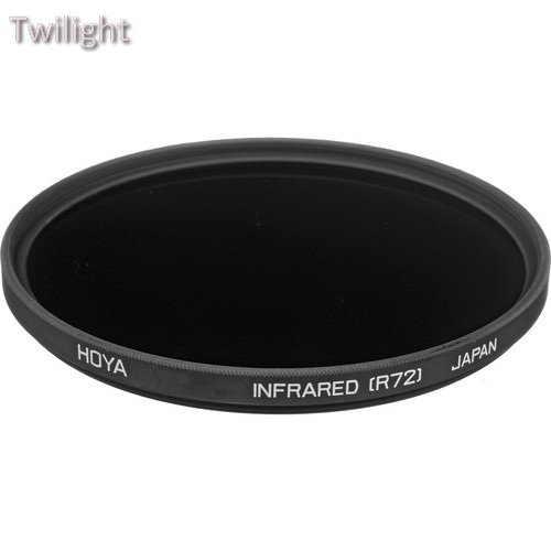 Hoya 95mm R72 Infrared Filter