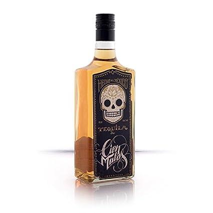 Genérico - Tequila Dorado Cien Malos