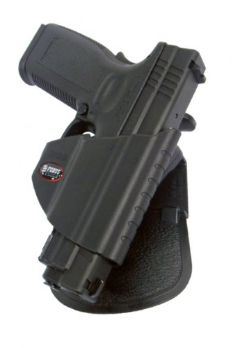 Fobus Roto Level 2 Thumb Holster RH Roto-Paddle & Belt BRPB Beretta 92