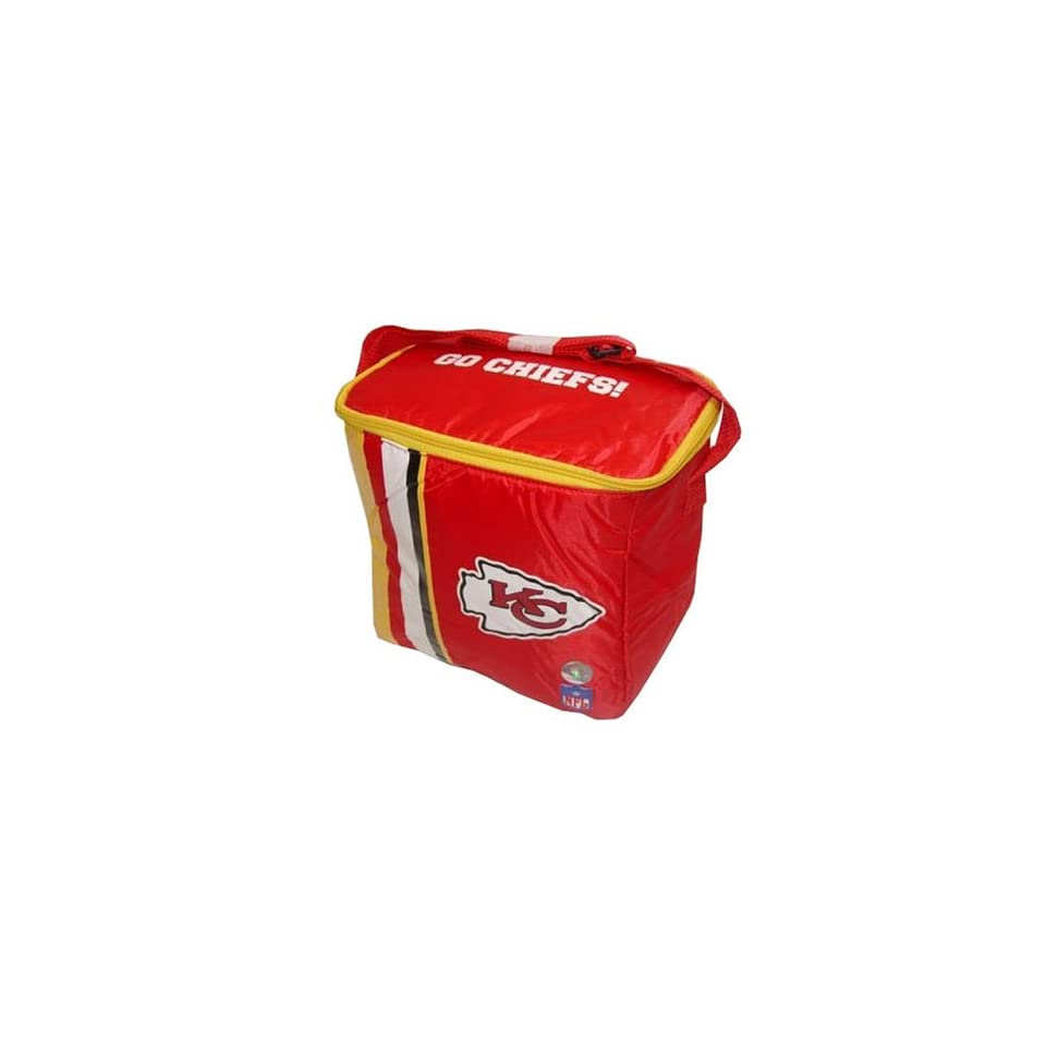 Kansas City Chiefs NFL 16 Can Team Logo Cooler Bag