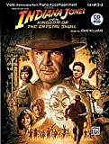 Alfred 00-31785 Indiana Jones and the Kingdom of the Crystal Skull Instrumental Solos for Strings