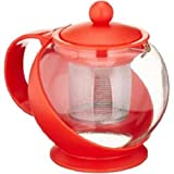 750ml Plastic Tea & Coffee Pot with Stainless Steel Filter