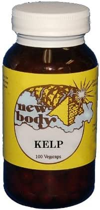 New Body Products - Kelp (Laminaria japonica)
