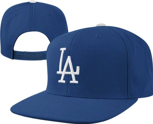 Amazon.com   Los Angeles Dodgers Replica Wool Adjustable Hat   Sports Fan  Baseball Caps   Clothing 437a56de958