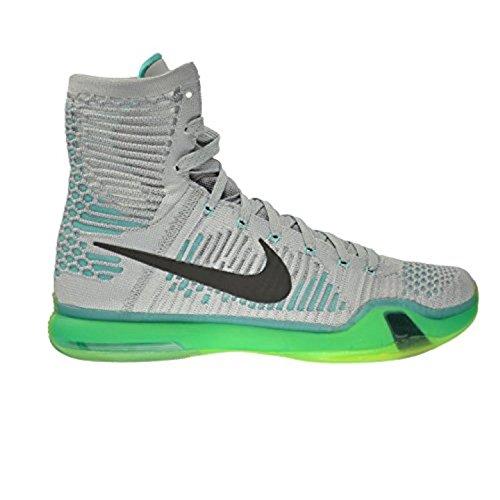 los angeles 0a699 a219e Used, Nike Kobe X Elite Men s Shoes Wolf Grey Light Retro-White for