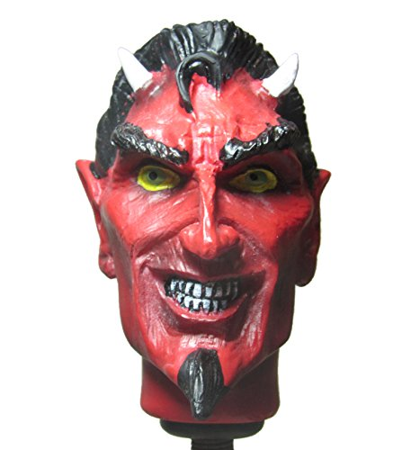 (Kool Collectibles Devil Head Shifter Shift Knob Rat Rod Lever Satan)