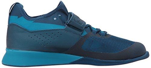 adidas Performance Mens Crazy Power Cross-Trainer Shoe Blue Night/Equipment Yellow/Mystery Petrol DtS5pAm