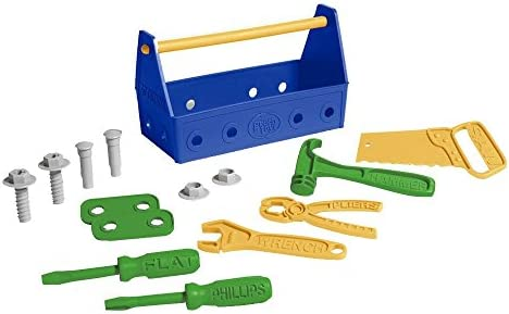 GREEN Toys - Maletín de herramientas de juguete Toys Inc.