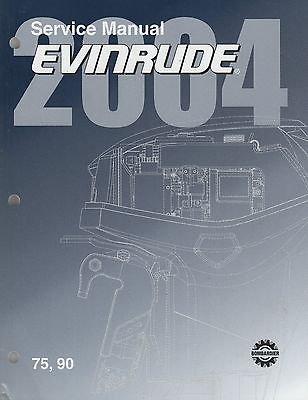 75 Hp Evinrude - 5
