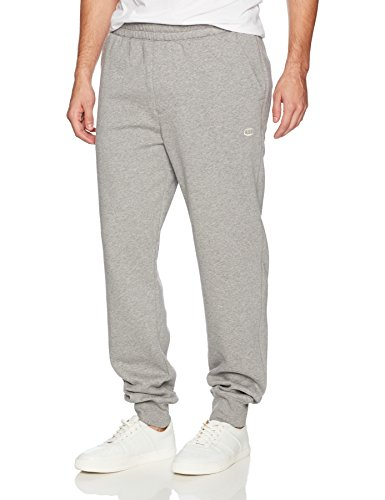 (Champion Men's Authentic Originals Sueded Fleece Jogger Sweatpant, Oxford Gray, X-Large)