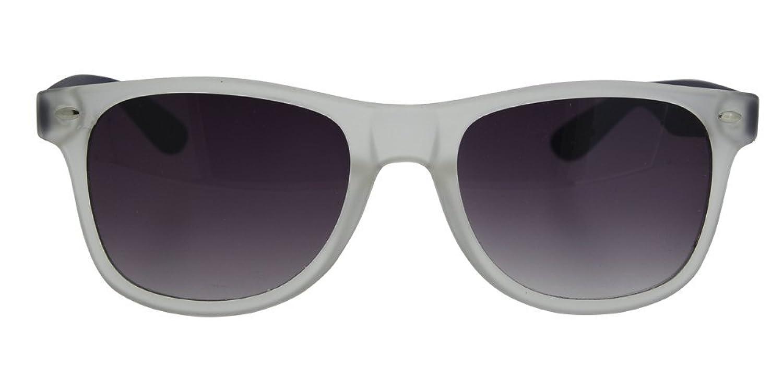 8219f9a986 Delicado Gafas de sol Silver storm de Calgary modelo wayfarer en montura  semitransparente y azul navy