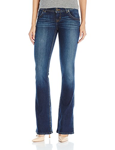 Hudson Jeans Women's Signature Bootcut Flap Pocket Jean, Patrol Unit 2, 28