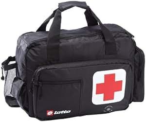 Lotto Sport uni medical team k3518 bolsa 48 x 18 x 32 cm 38 litres/white/red negro/blanco