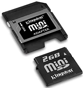 2GB Mini SD Memory Card for Nokia 6265i 6270 6288 E040