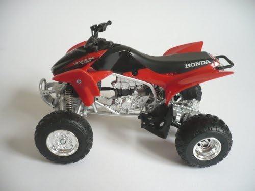 Quad Honda TRX 450R rojo 1:12 Newray: Amazon.es: Juguetes y ...