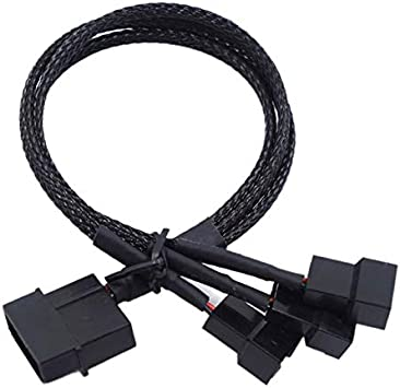 """Computer Fan Cable 3/"""" Length"""