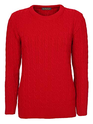 Shop Shop Donna Red Lets Donna Red Maglione Lets Lets Maglione AY6w8nn4qE