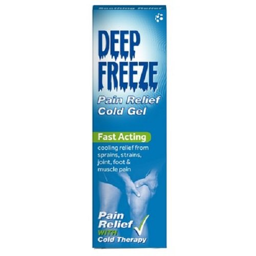 Deep Freeze 100 G Pain Relief Cold Gel By Deep Freeze