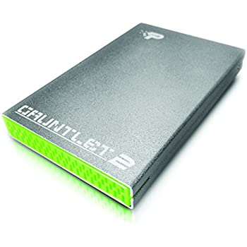 Patriot Gauntlet 2 SATA II USB 3.0 Compatible Hard Disk Drive Enclosure