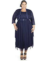 Plus Size Mother of the Bride Dresses Amazoncom