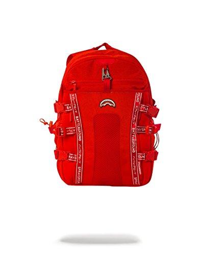 Sprayground Red Nomad Backpack
