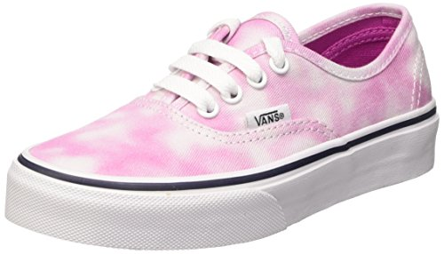 Vans Authentic - Zapatillas Unisex Niños Rosa (tie Dye/rose Violet)