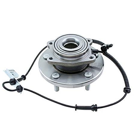 1 Pack WJB WA515136HD Heavy Duty Version Front Wheel Hub Assembly Wheel Bearing Module Cross Timken HA590243 Moog 515136 SKF BR930688