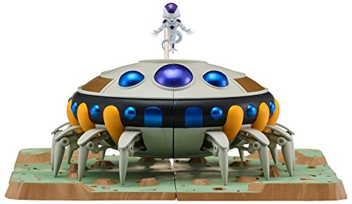 Dragon Ball Super  Dragon Stars Nano Frieza and Friezas Spaceship Diorama Set