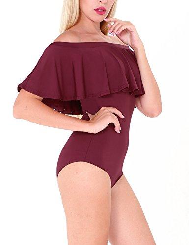 Liqy Bikini Conjunto Push Up para mujer RenWine#6175