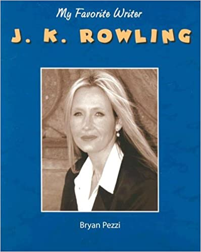 Book J. K. Rowling (My Favorite Writer)