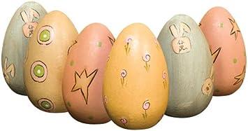 Primitive Spring Eggs