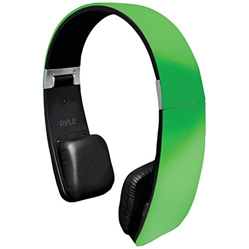 Sonido 6 PHBT6G Bluetooth 2-en-1 Wireless Auriculares estéreo con micrófono incorporado para
