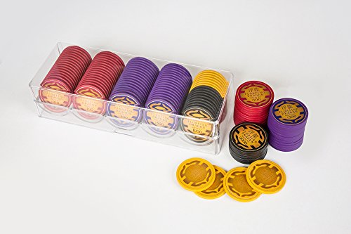 Ambassador Set - Merchant Ambassador Floating Dragon 100 Chip Set