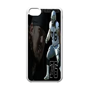 NFL Oakland Raiders For iPhone 5C Phone Cases YGR396187
