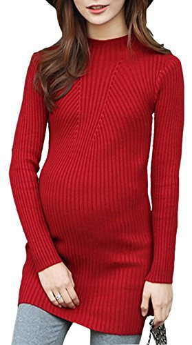Warmword Womens Maternity Sweater Pullover