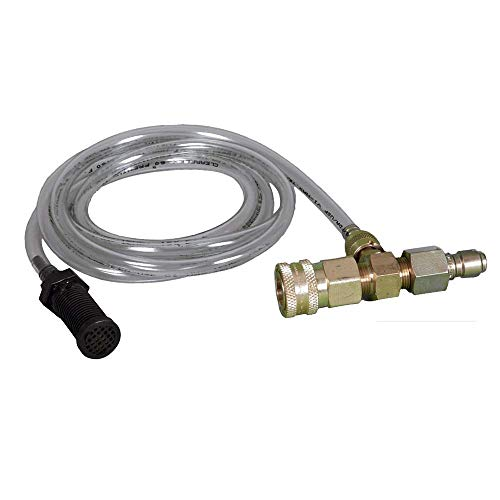 PressurePro ACI005 Pressure Washer Chemical Injector for General AR Comet Pump 20% Chemical Draw