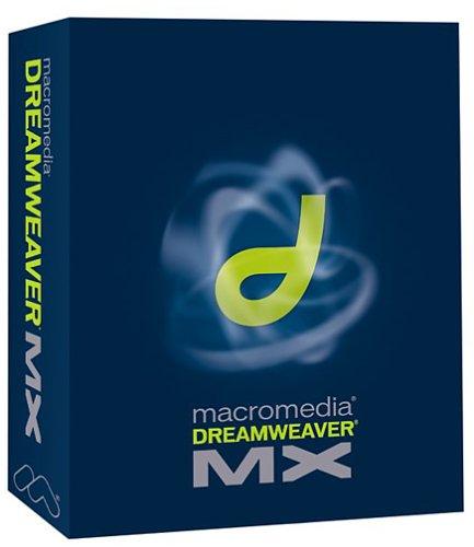 Macromedia DreamWeaver MX Upgrade